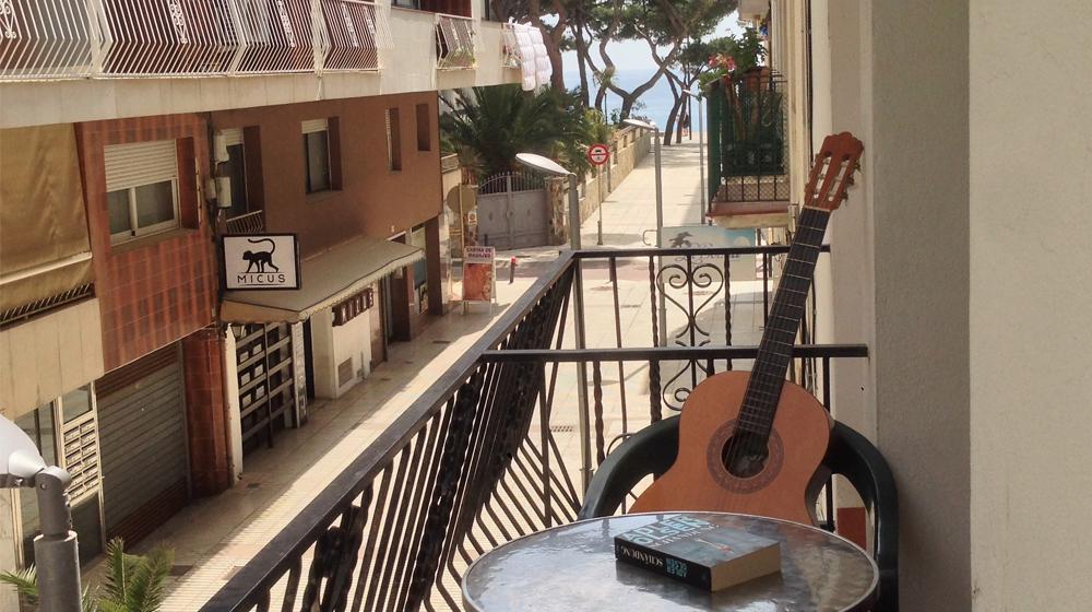 balcon calle